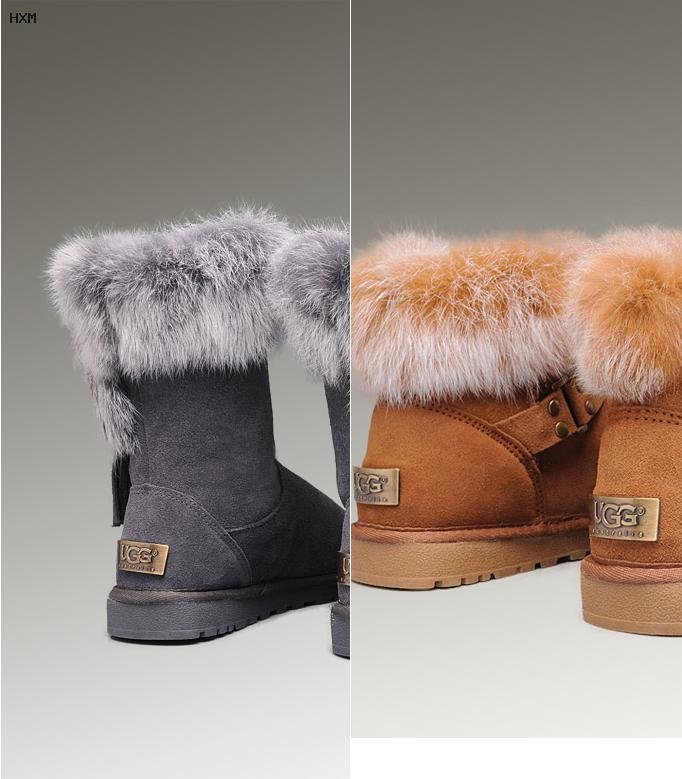 soldes boots ugg
